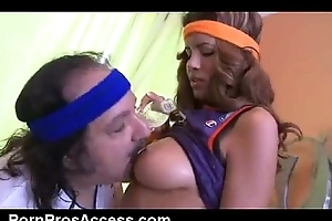 Ron Jeremy Fucks Sexy Teen!