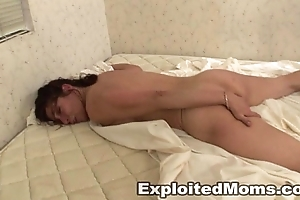Inferior Mom takes a BBC in Mature Interracial Blear