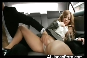 Asian Penman in a Limo!
