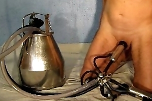 PENIS MILKING Apparatus 3