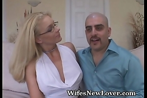 MILF Fucks Another To Be Pinch