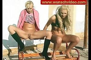 Sex  Pissing Enema Lesbian Beauties