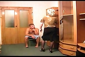 Russian ma together with son - family seductions 05
