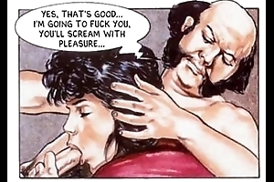 Anal Voluptuous Bondage Comic
