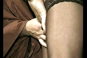 Hot tied menial with great body and beautiful ass is spanked exposed to the brush up to the old wazoo in a dungeon wide of master priest