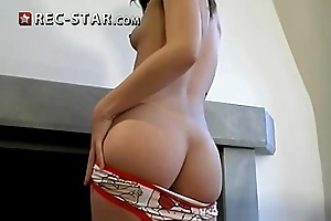 Hot cute little fuck