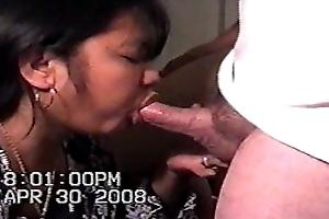 Maria'_s Mesh Act the part of Blowjob APRIL 30, 2008.VOB