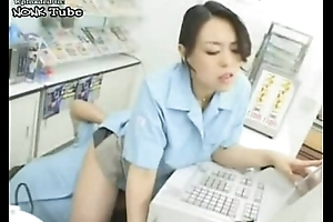 Sexy Japanese Cashier Girl Fingered In A catch Hoard - Free Movie scenes Adult Sex Tube - NONK Tube