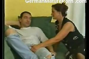 German granny gender young guy