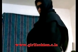 arab  hijab girl school dance  girlfashion.c.la