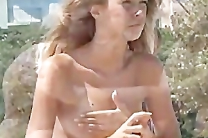 Nude Beach Women trolling for Cock