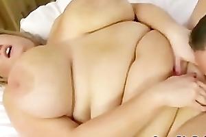 Bbw fat big tits plumper hardcore