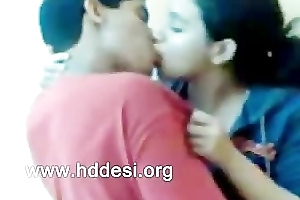 Indian Bangla College Unladylike and Boy Kissing