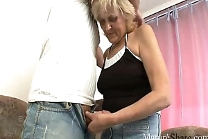 granny fucked good