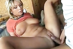 Sexy Euro assbanged