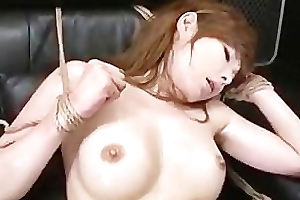 Reika Gets Screwed by a Huge Sex toy