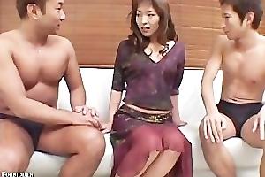 Stacked Japanese Erotic Fetish Sex