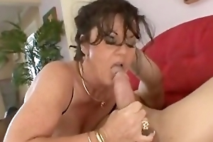 Hot grown up with three guys