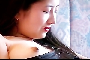 Cute oriental stripping part2
