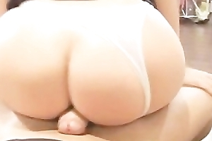 ASS GRINDDING Close to PANTIE WITH TIFFANY