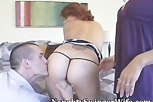 Naughty Couple Invite Teen