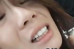 Juri wakatsuki lovely asian model enjoys part6