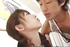 Reina fujisaka riding load of shit like a complain part1