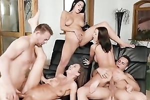 Three Euro babes getting properly fucked overwrought put emphasize pool