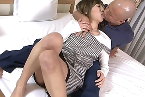 Asian housewife gets aptly fucked by her husband