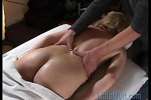 Masaje erotico parte 1