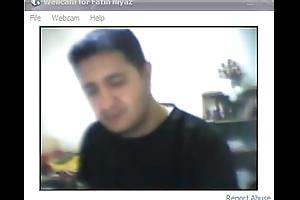 Fatih Niyaz Turkish Seductive Webcam Edict