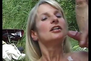 SPERMANNEKE OUTDOOR Mating bang bukkake cream orgy