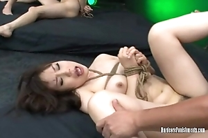 Tied, Sucked and Fucked