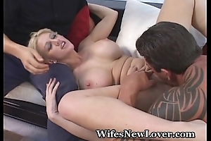 Hubby Gives Up, Asks Friend Far Fuck Wife