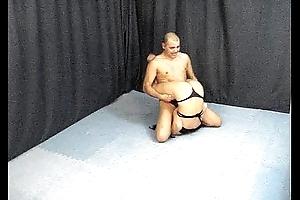 Austalian Mixed Filigree wrestling