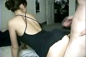 Amateur Brunette Join in matrimony Pov And Fuck