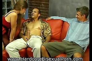Strapon Sluts Love Bisexuals!